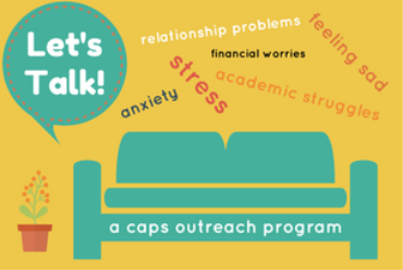 Let's Talk - CAPS Outreach Program